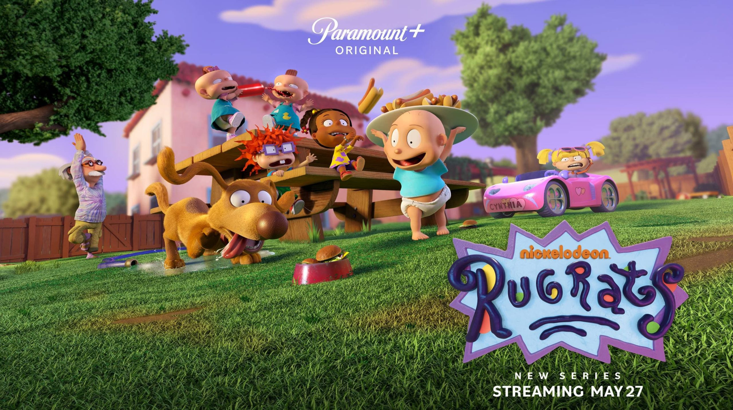 Rugrats: All-New Original Animated Series Review