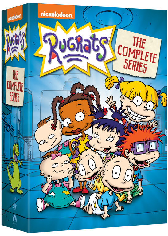 Rugrats: The Complete Series DVD Release Info
