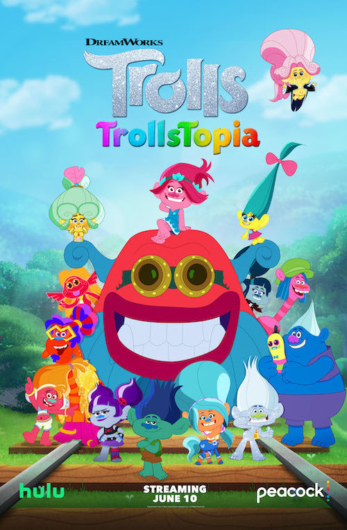 DreamWorks TrollsTopia Season 3 Review