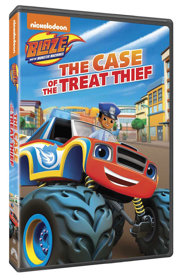 Blaze and the Monster Machines: New DVD Out Now