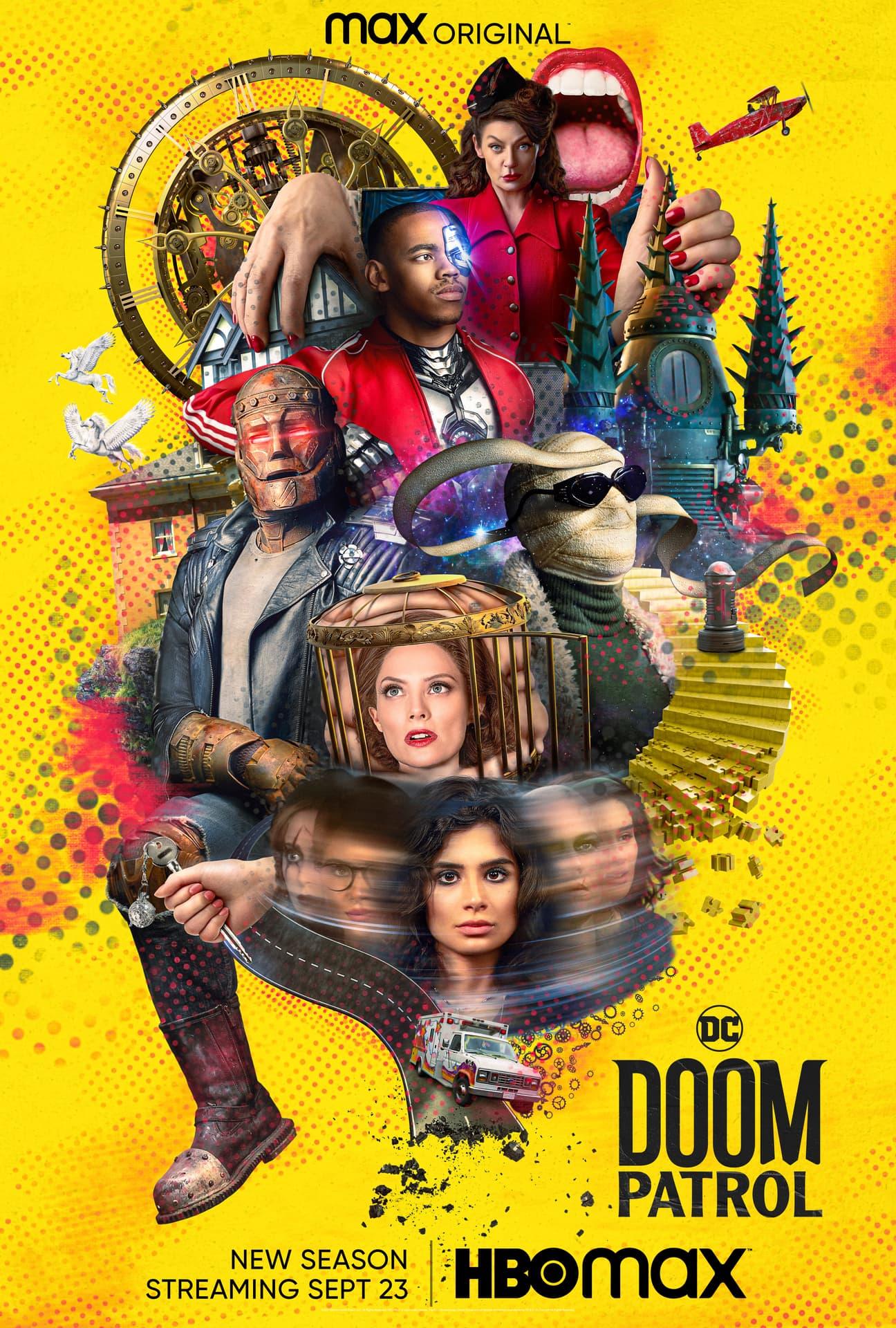 Doom Patrol Season 3 Review: Craziest Season Yet!