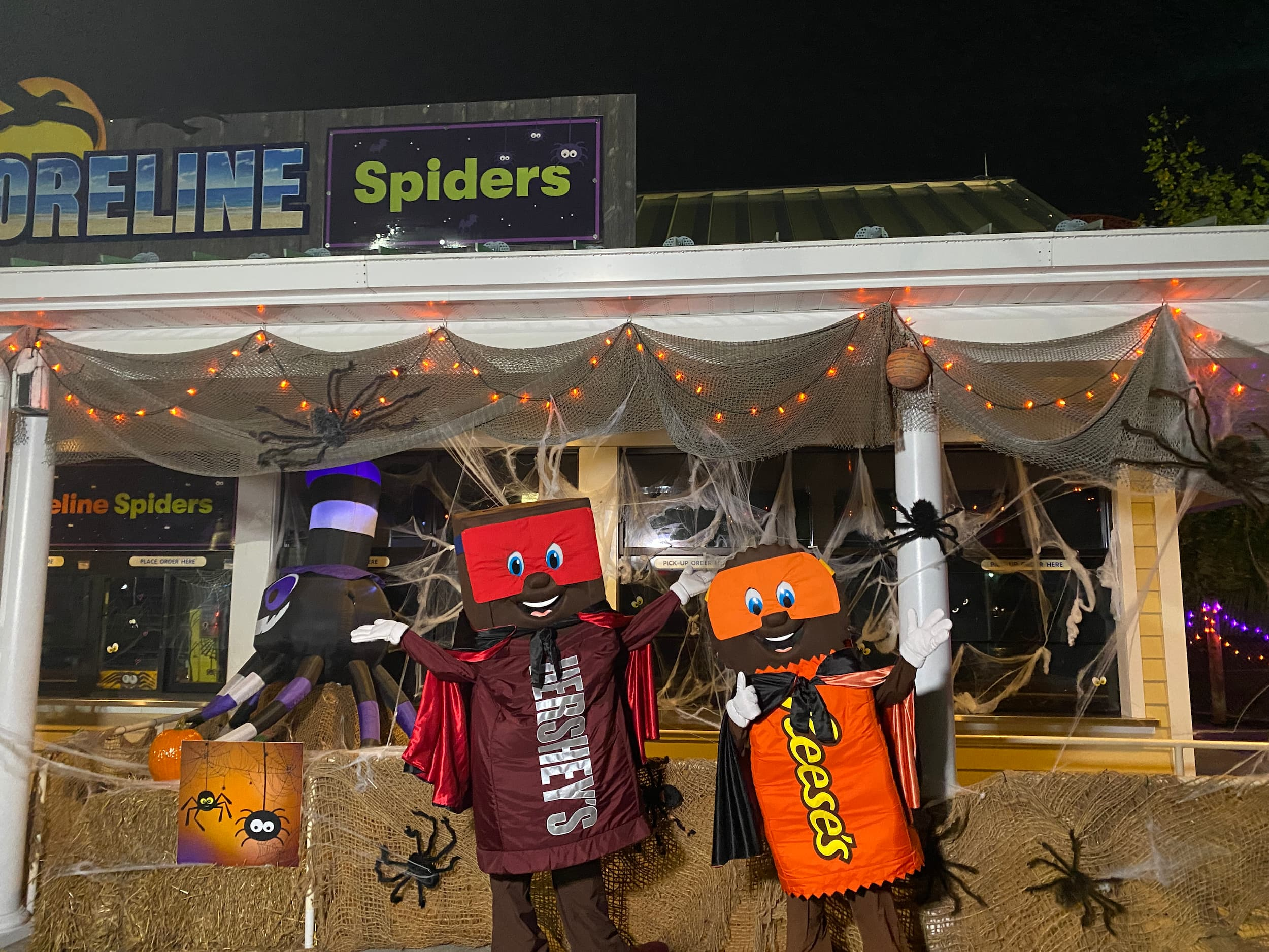 Hersheypark In The Dark & Christmas Candylane Info