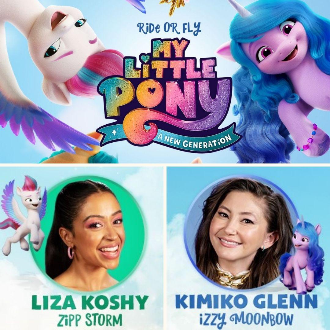 Interview With Kimiko Glenn & Liza Koshy